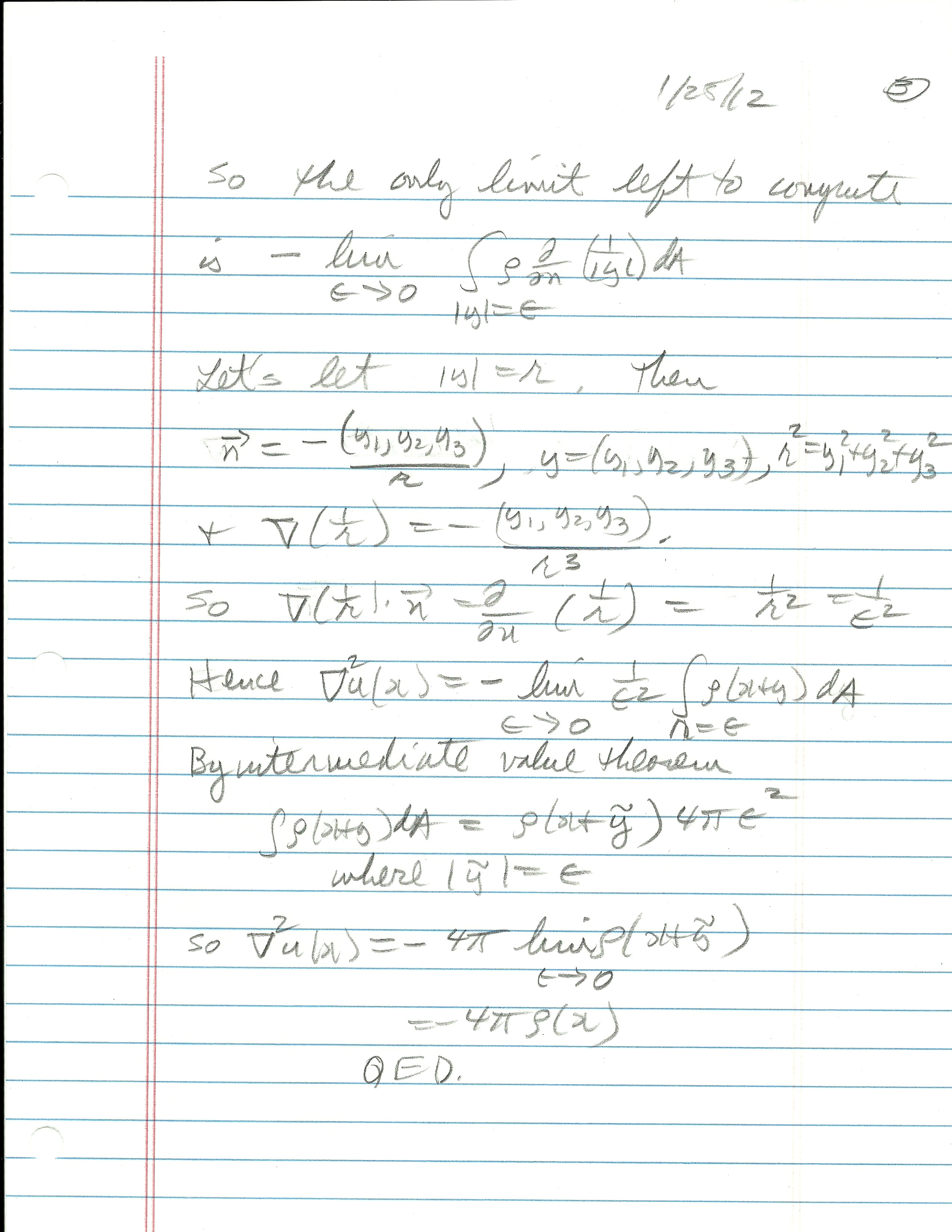 folland advanced calculus homework solutions