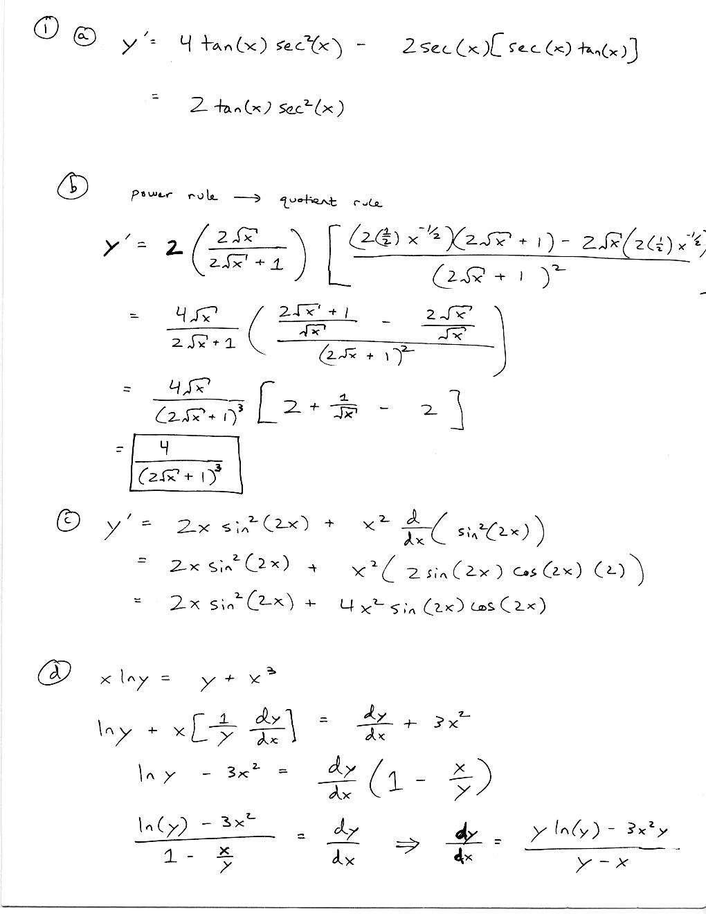 Calculus Worksheets Templates and Worksheets – Calculus Worksheets