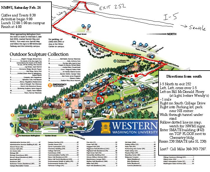 Washington University Campus Map Bnhspine Com